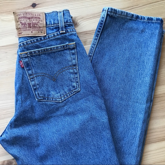 faf01e49 Levi's Jeans | Vintage Levis 560 High Rise | Poshmark